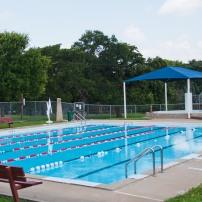 Patterson Park pool