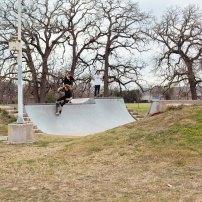 Patterson Park Skate Ramp