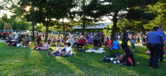 National Night Out, City of Portland