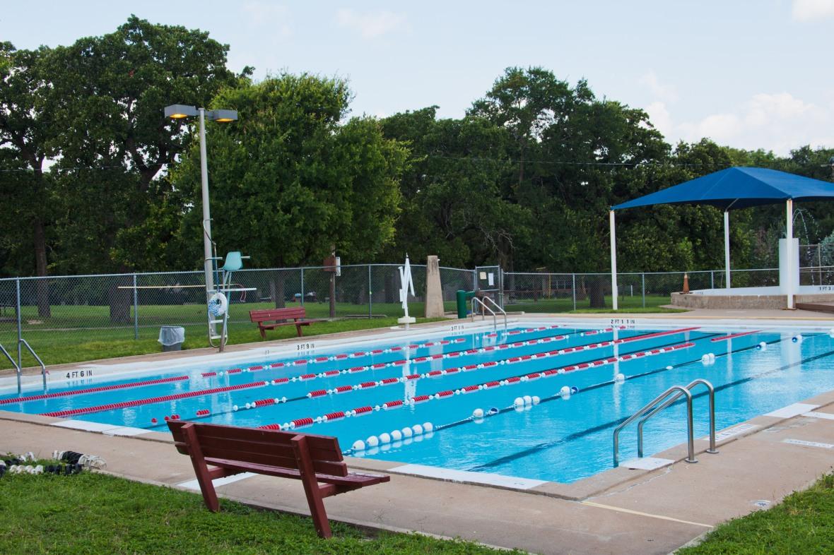Patterson Pool