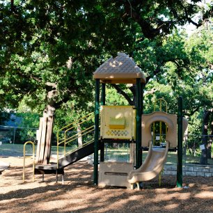 Patterson Park playground repairs 2017