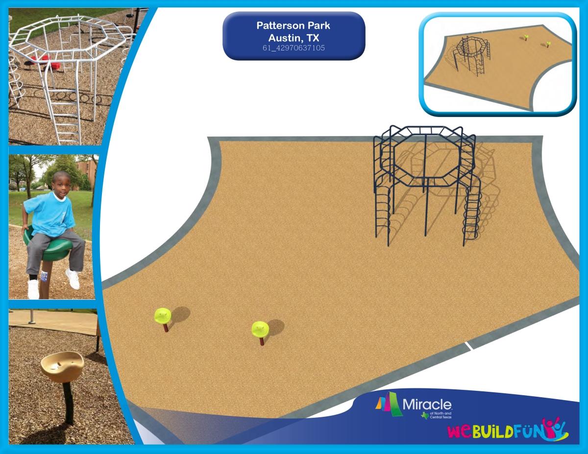 Austin Patterson Park 3D-We Build Fun