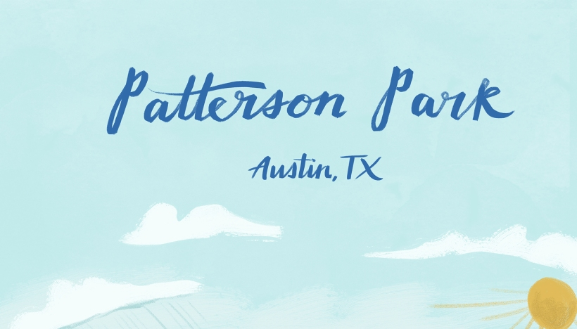 Friends of Patterson Park illustration by Caitlin Alexander