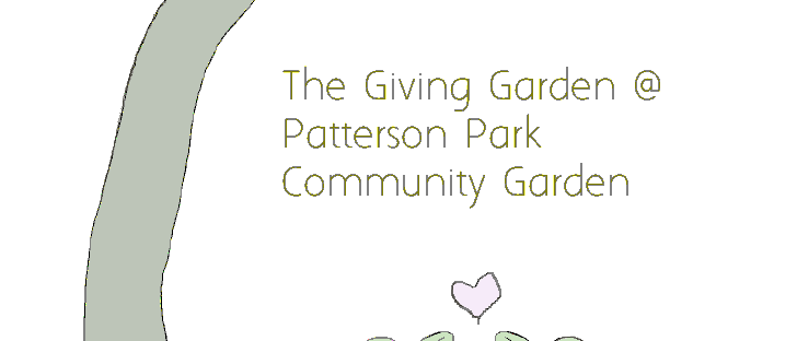 giving garden Patterson Park Community Garden
