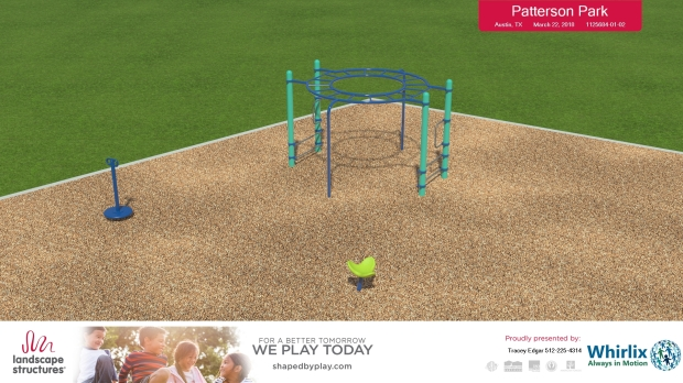 Patterson Park playground addition