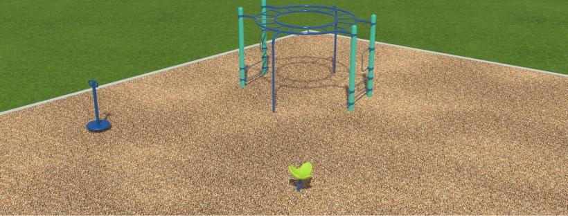 Patterson Park playground addition