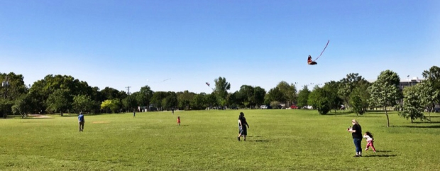 Go Fly a Kite! Day at Patterson Park, April 2018