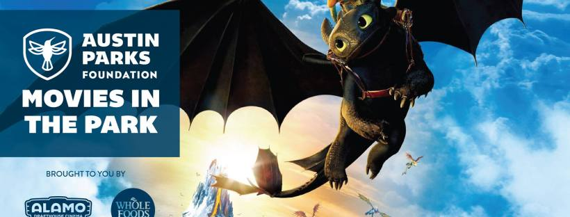 APF Movies in the Park How To Train Your Dragon