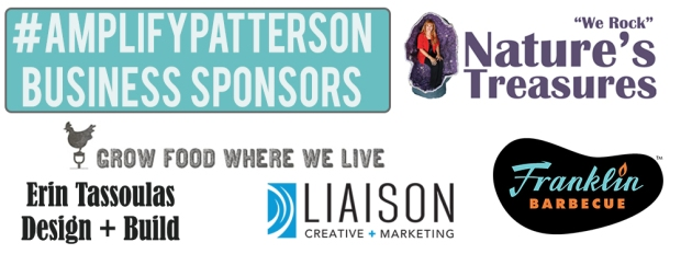 Amplify Patterson business sponsors