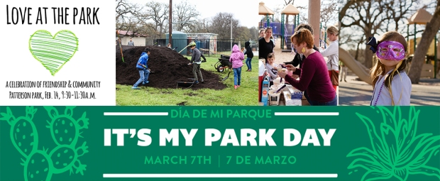 Patterson Park news and events february 2020