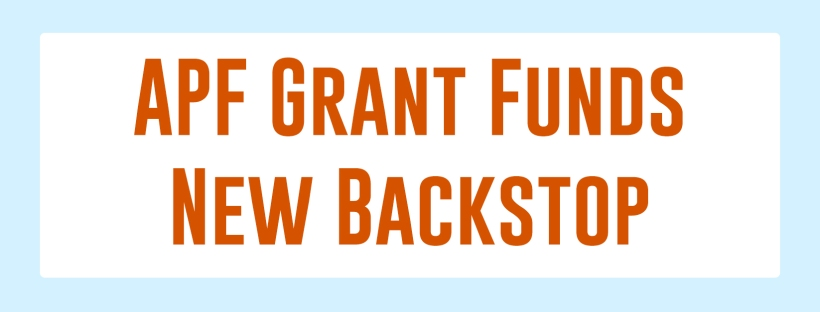 APF Grant Funds New Backstop at Patterson Park